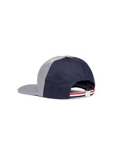 Thom Browne 拼色设计棒球帽