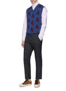 ACNE STUDIOS Brobyn修身羊毛西服长裤