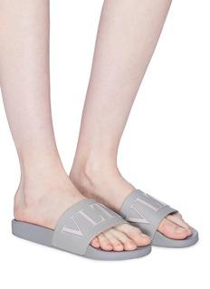 Valentino VLTN立体Logo拖鞋