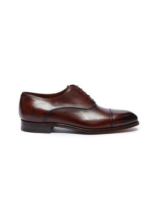 首图 - 点击放大 - Magnanni - 光滑真皮牛津鞋