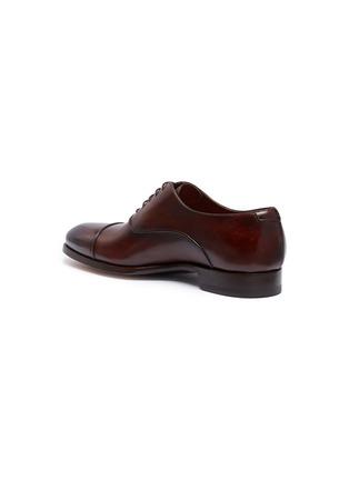 模特儿示范图 - 点击放大 - Magnanni - 光滑真皮牛津鞋