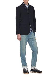 nanamica Club纯色西服夹克