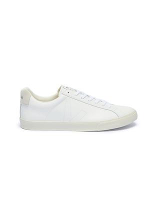 首图 - 点击放大 - Veja - Esplar V字真皮运动鞋