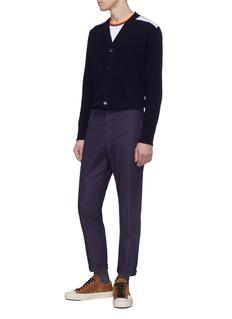 Marni 纯棉斜纹布长裤