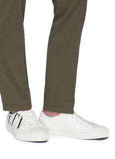 Valentino VLTN品牌名称小牛皮运动鞋