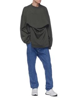 Y/Project 层叠设计纯棉卫衣