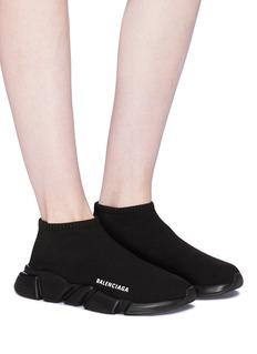 BALENCIAGA Low Speed袜靴式低筒针织运动鞋