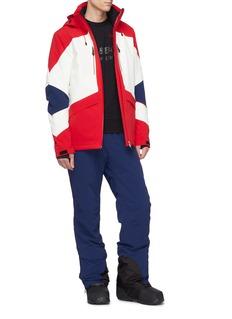 Perfect Moment Chamonix II拼色连帽夹棉功能滑雪夹克