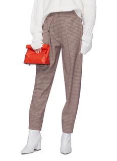 SIMON MILLER Lunchbag 20cm皱感小羊皮手拿包
