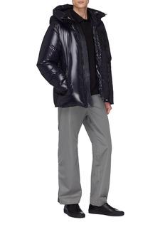 Moncler Genius x Craig Green Tang品牌标志连帽羽绒夹克