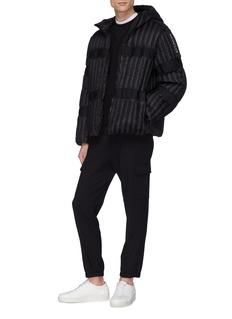 Moncler Genius x Craig Green绗缝夹棉拼接卫衣