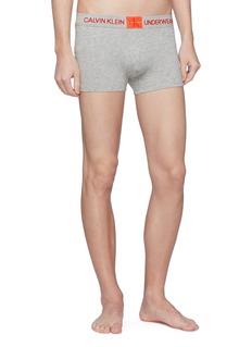 Calvin Klein Underwear Monogram品牌名称平脚内裤