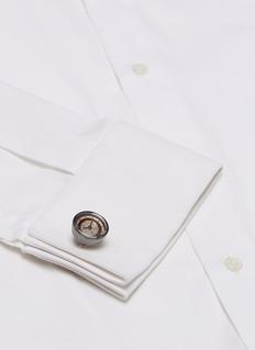 TATEOSSIAN 手表造型金属袖扣
