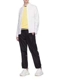 ACNE STUDIOS Ohio Face表情徽章纯棉衬衫
