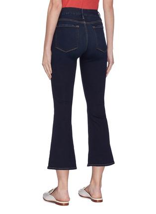 背面 - 点击放大 - FRAME DENIM - Le Crop Mini Boot露踝喇叭牛仔裤
