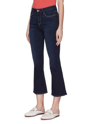 正面 -点击放大 - FRAME DENIM - Le Crop Mini Boot露踝喇叭牛仔裤