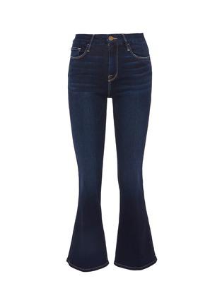 首图 - 点击放大 - FRAME DENIM - Le Crop Mini Boot露踝喇叭牛仔裤