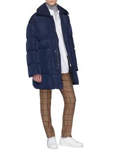 FFIXXED STUDIOS 绗缝夹棉大衣
