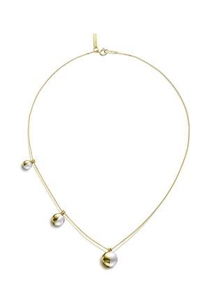 首图 - 点击放大 - TASAKI - M/G18k黄金珍珠项链