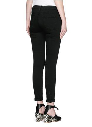 背面 - 点击放大 - FRAME DENIM - LE COLOR修身牛仔裤