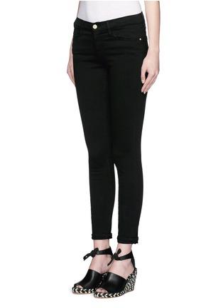 正面 -点击放大 - FRAME DENIM - LE COLOR修身牛仔裤