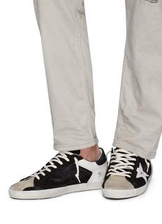 GOLDEN GOOSE Superstar拼接设计运动鞋