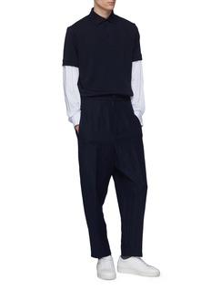 JIL SANDER 棉质polo衫