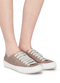 PEDRO GARCÍA Parson闪粉厚底运动鞋