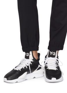 Y-3 Kaiwa真皮运动鞋