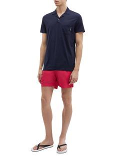 Orlebar Brown Bulldog纯色泳裤