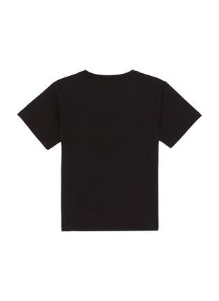 背面 - 点击放大 - Balenciaga - YOU ARE THE WORLD儿童款卡通地球印花纯棉T恤