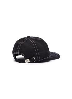 A-COLD-WALL* 品牌标志刺绣车缝线点缀棒球帽