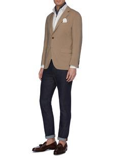 Tomorrowland 羊毛混丝功能西服外套