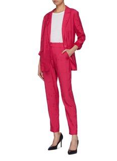 Equipment x Tabitha Simmons Hampton星星图案西服夹克