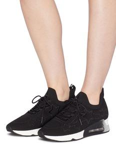 ASH Lunatic Star五角星图案针织运动鞋