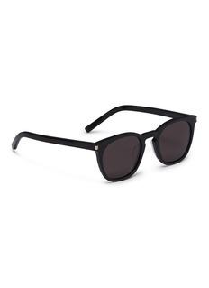 SAINT LAURENT Classic 51板材方框太阳眼镜