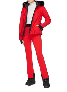 Goldbergh Pippa纯色修身功能滑雪裤