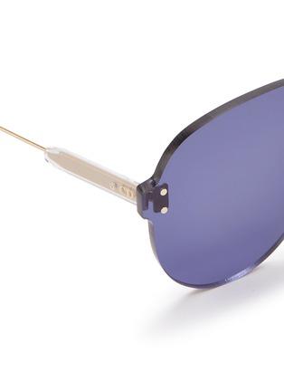 细节 - 点击放大 - DIOR - Dior Colour Quake 3飞行员太阳眼镜
