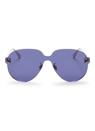 首图 - 点击放大 - DIOR - Dior Colour Quake 3飞行员太阳眼镜