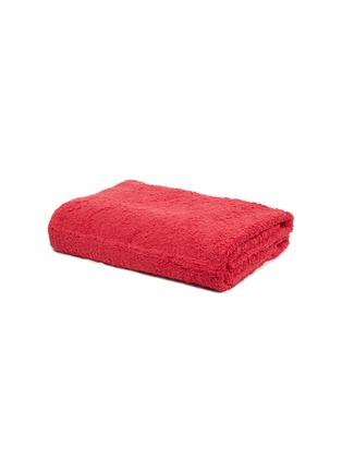 首图 –点击放大 - Abyss - Super Pile小号埃及长绒棉浴巾-深红色