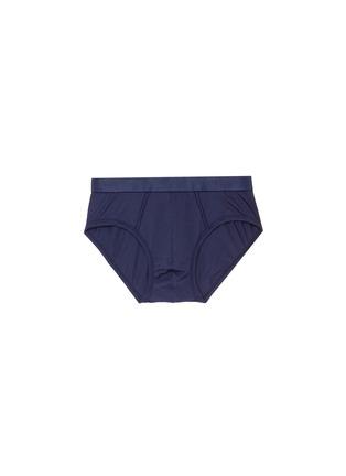 首图 - 点击放大 - CDLP - 缎面松紧裤腰三角内裤