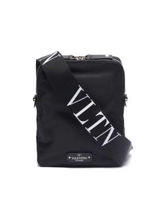 首图 - 点击放大 - Valentino - VLTN迷你尼龙斜挎包