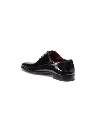 细节 - 点击放大 - Magnanni - 系带漆皮牛津鞋
