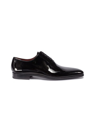 首图 - 点击放大 - Magnanni - 系带漆皮牛津鞋