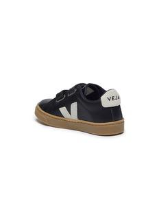 Veja Esplar幼儿款V字拼贴魔术贴搭带真皮运动鞋