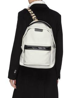 STELLA MCCARTNEY 品牌名称肩带帆布背包