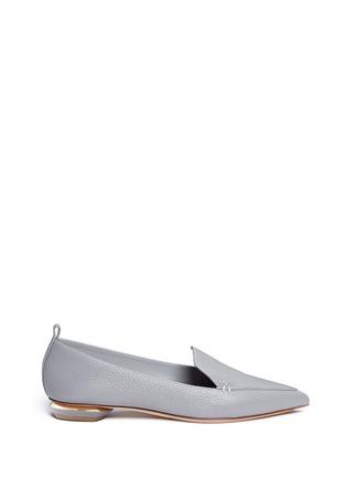首图 - 点击放大 - NICHOLAS KIRKWOOD - BEYA金属鞋跟真皮乐福鞋