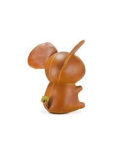 ZUNY Gino老鼠造型书立-黄棕色