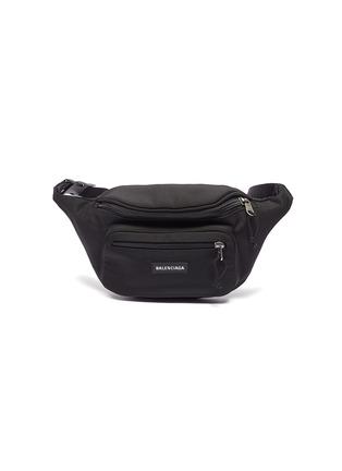 首图 - 点击放大 - Balenciaga - Explorer品牌名称腰包