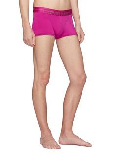 Calvin Klein Underwear Focussed Fit品牌名称平脚内裤